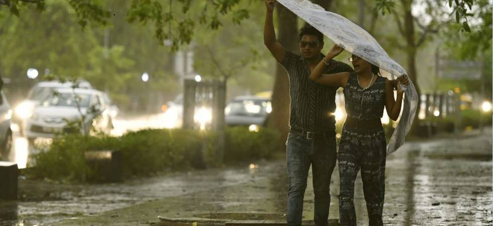 Strange summer trend: 'Game of Moisture' behind massive thunderstorms in North India (Source-PTI)