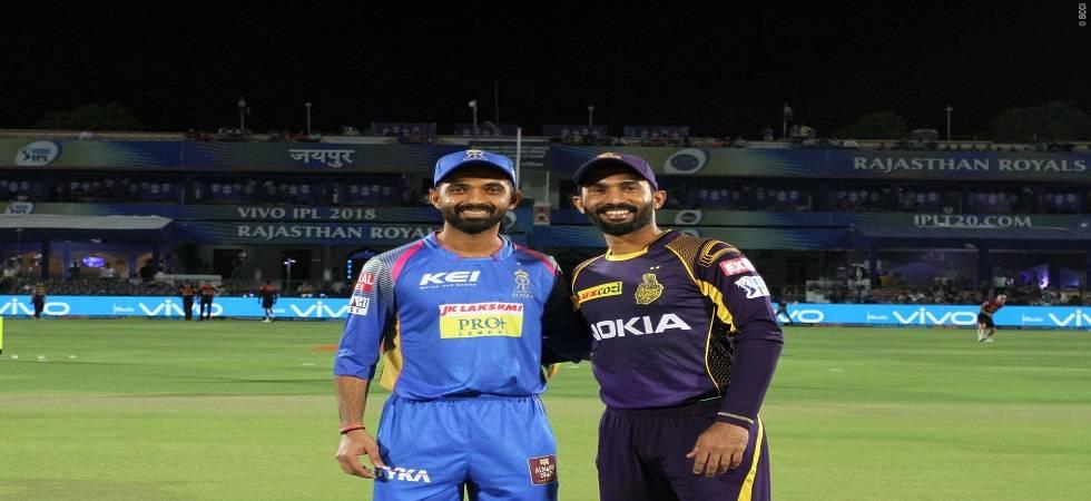 IPL 2018: KKR vs RR live updates