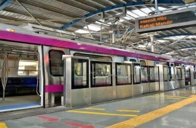 Janakpuri West-Kalkaji Mandir metro section gets approval to start services