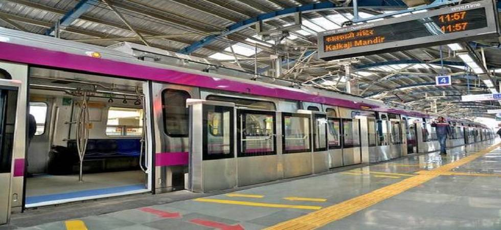 Janakpuri West-Kalkaji Mandir metro section gets approval to start services (Source: PTI)