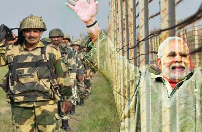 Five Pakistani terrorists infiltrated into Jammu ahead of PM Modi's visit
