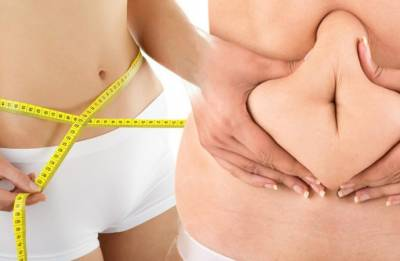 Mama's fitness tips: How to lose tummy fat the quick and easy way