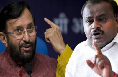 BJP denies poaching charges, says Kumaraswamy's Rs 100 crore figure imaginary