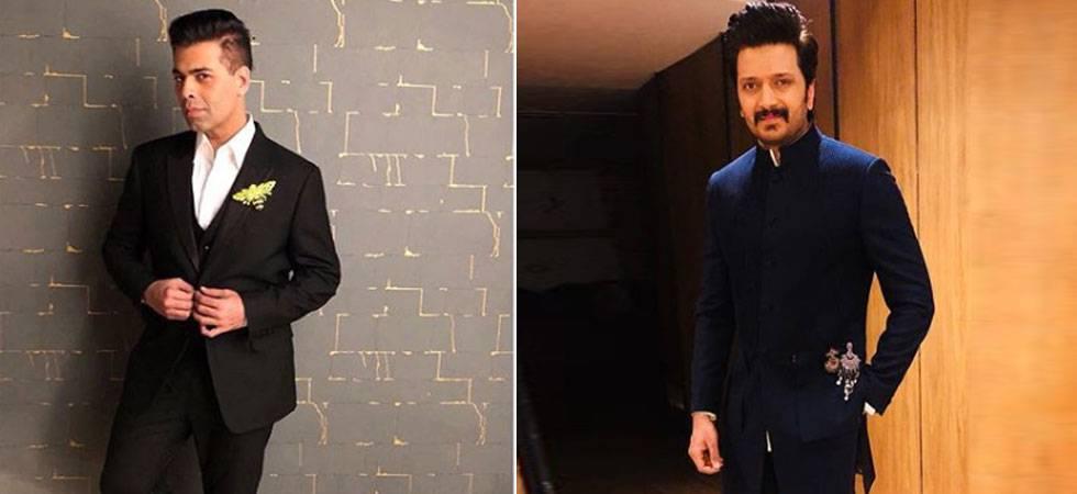 Karan Johar, Riteish Deshmukh to host IIFA awards 2018 in Bangkok