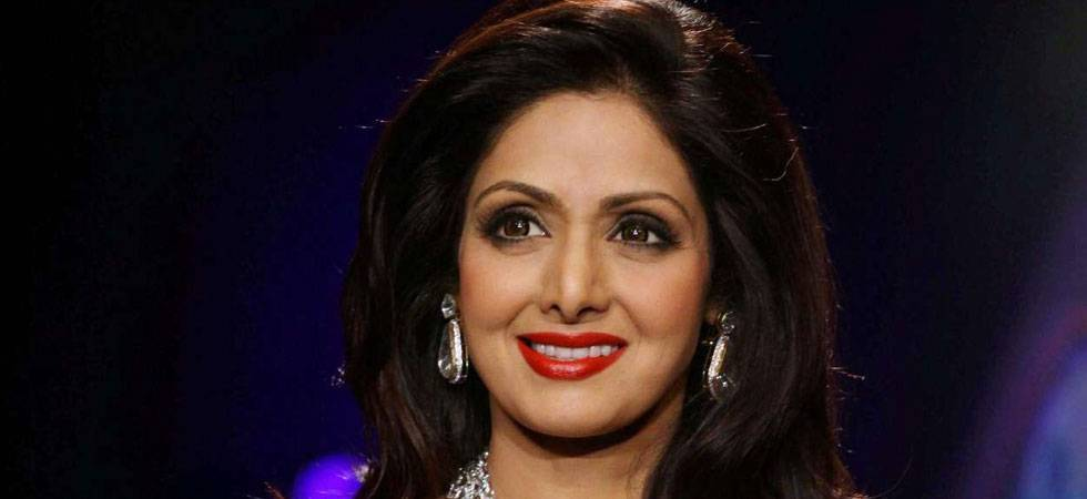Legendary actress Sridevi honoured at the Cannes Film Festival