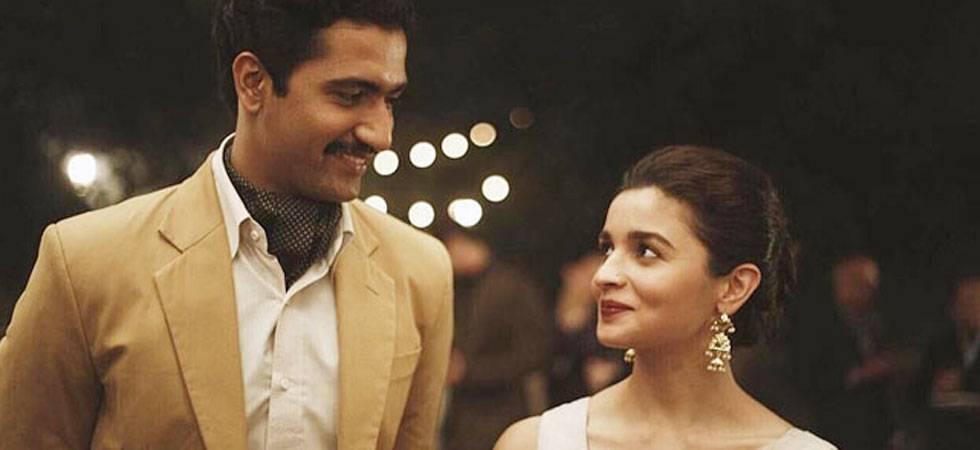 Vicky Kaushal calls Raazi success 'a pleasant surprise'