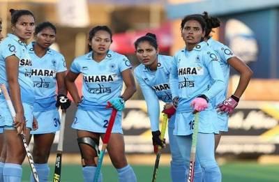 Indian women hockey team hold Korea to a 1-1- draw