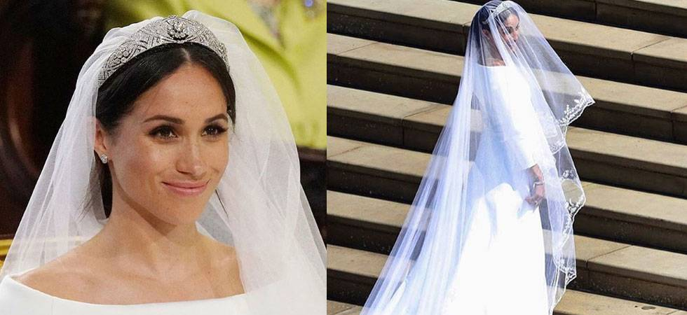 Royal wedding: Meghan Markle's DAZZLES in silk gown with Indian Lotus (Source- Instagram)