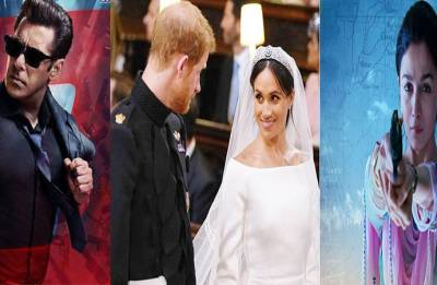 Weekly wrap up: Top entertainment stories you can't afford to MISS