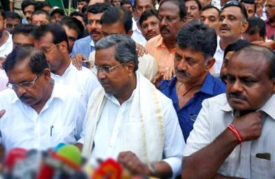 Will the glue of power endure Congress-JDS alliance in Karnataka?
