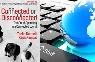 Book talks about implications of constantly connected world