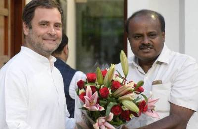 Congress-JDS to wrap up cabinet negotiations today; likely to announce Karnataka deputy CM