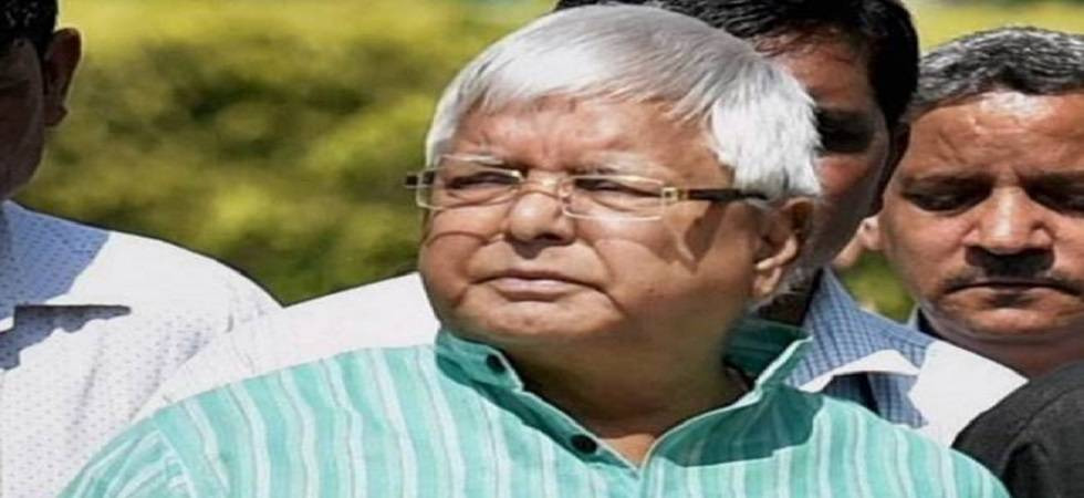 Lalu Prasad Yadav admitted to Mumbai's Asian Heart Institute