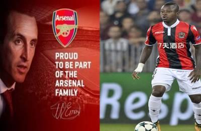 Arsenal Boss Unai Emery wants Nice midfielder Jean-Michael Seri