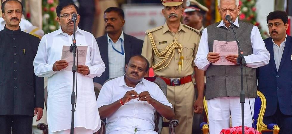 Karnataka CM HD Kumaraswamy