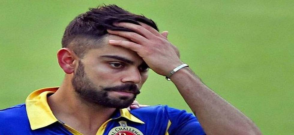 Virat Kohli injured will miss County stint with Surrey