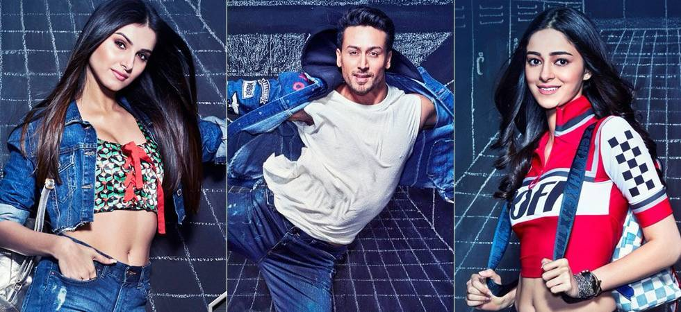 Tiger, Tara, Ananya are here to rock and roll in SOTY 2