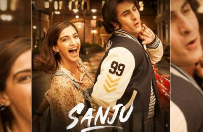Sanju new poster: Sonam Kapoor, Ranbir Kapoor's still from Sanjay Dutt's biopic will take you back to 80s (see pic)