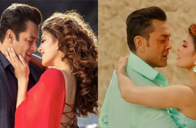 Race 3 new song 'Selfish': Jacqueline Fernandez romancing Salman Khan, Bobby Deol will make your heart skip a beat (watch video)