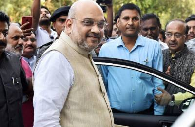 BJP provided most hard working Prime Minister to India: Amit Shah on 4 years of Modi government