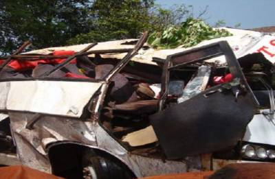 Uganda: At least 48 killed as bus collides into tractor and truck