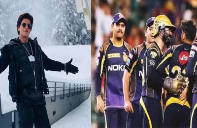 IPL 2018: Shah Rukh Khan shares HEARTFELT message for Kolkata Knight Riders, calls KKR 'Awesome' team