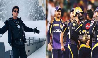 IPL 2018: Shah Rukh Khan shares HEARTFELT message for Kolkata Knight Riders, calls KKR 'Awesome' team