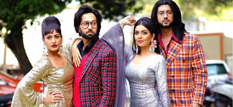 Ishqbaaaz: Nakuul Mehta, Surbhi Chandna's RETRO look can't be missed (Source- Instagram)