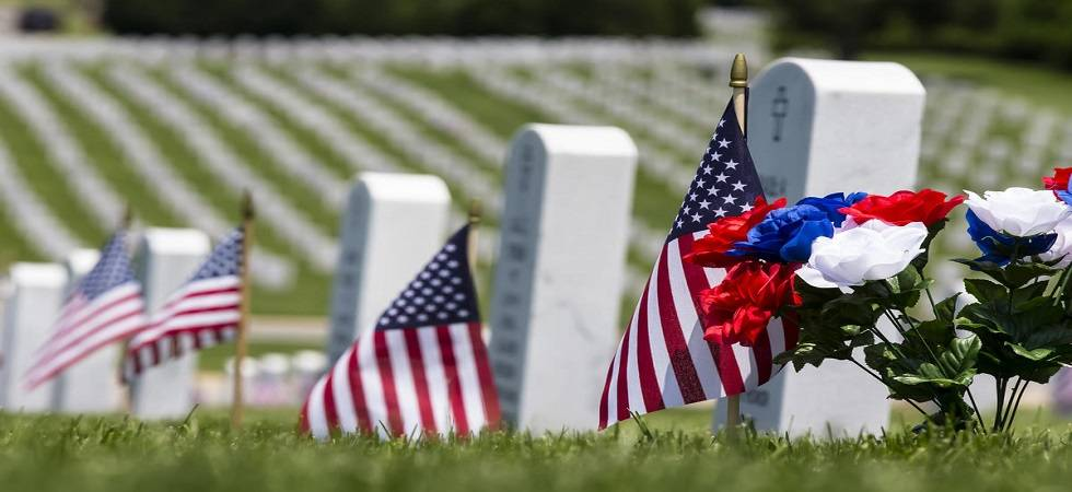 Memorial Day is observed in the United States on the last Monday of May