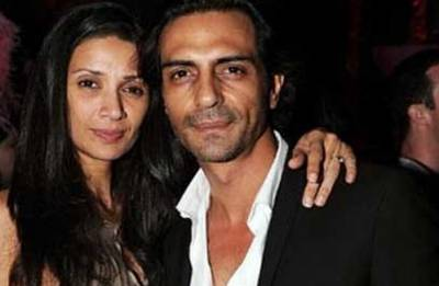 Confirmed! Arjun Rampal, Mehr Jesia to part ways after 20 years of marriage