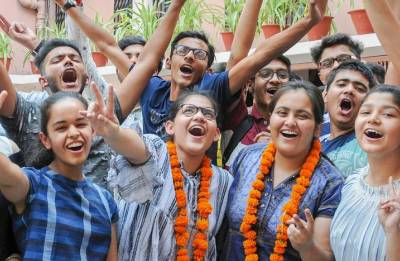 CBSE Class 10th 2018 exam results declared at cbse.nic.in; four toppers score 499/500 marks