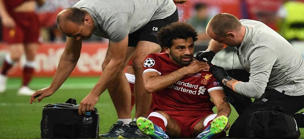 Mohamed Salah could be out for three to four weeks, warns Liverpool physio