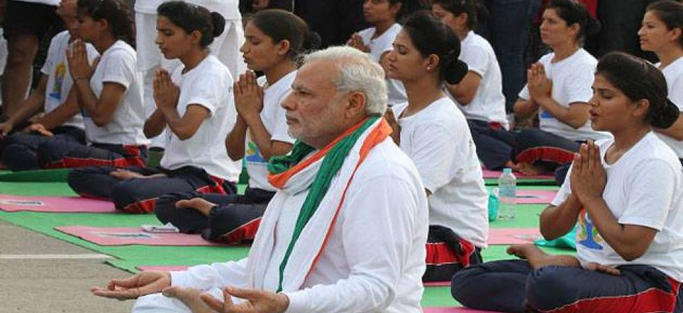 International Yoga Day to witness world's largest asanas in Dehradun on June 21 (File photo)