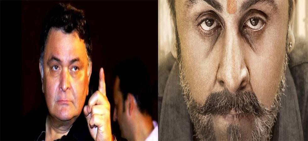 Sanju: Rishi Kapoor takes a jibe on Ranbir Kapoor's performance