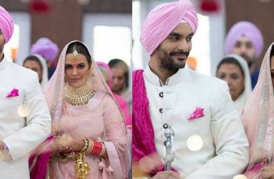 Is Neha Dhupia expecting her first child? Hubby Angad Bedi RESPONDS to rumours