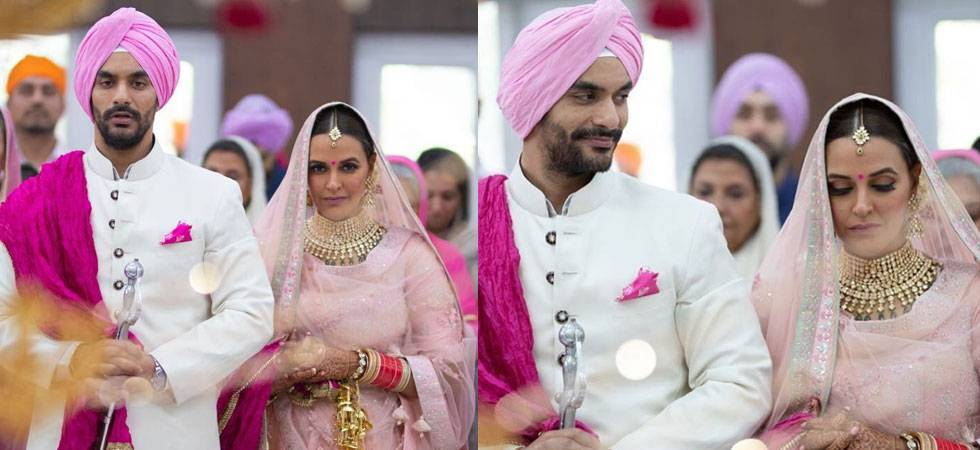 Is Neha Dhupia pregnant? Here's what hubby Angad Bedi has to say