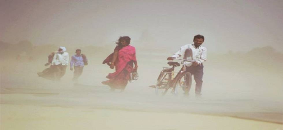 Dust Storm hits Chandigarh, neighbouring areas