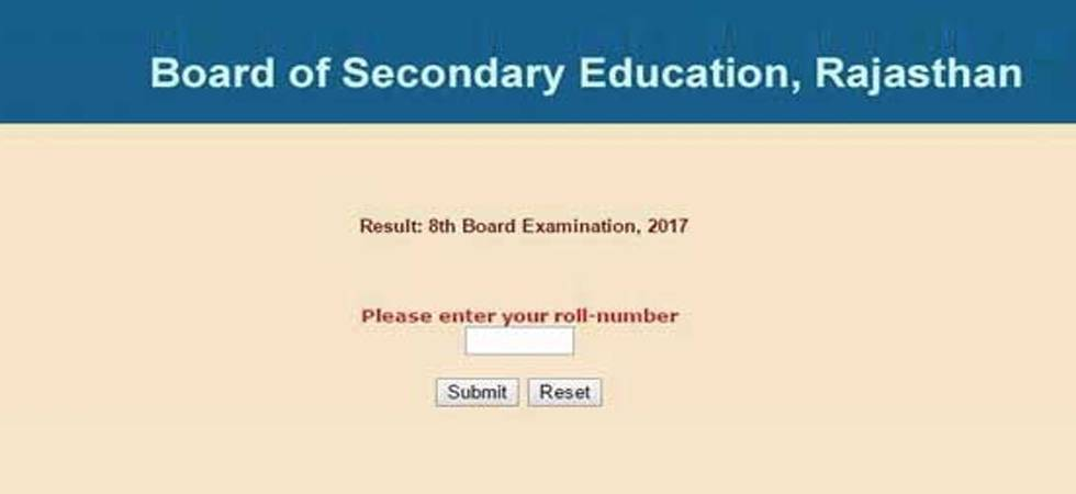 RBSE Class 12 results 2018: Rajasthan Board Class 12 Arts result declared, get results on rajresults.nic.in