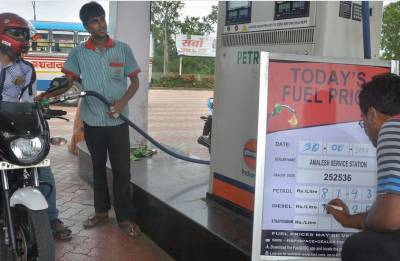 Petrol, diesel prices cut for third consecutive day; LPG cylinders to be costlier