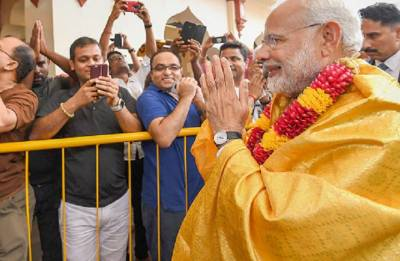 Neem tree, special apps, students interaction, religious visits – all check; PM Modi leaves for India