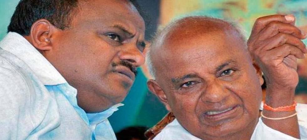 Deve Gowda did not interfere in ministry formation-portfolio, says HD Kumaraswamy