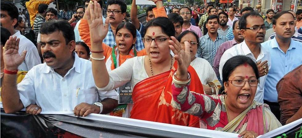 BJP strike affects normal life in West Bengal's Purulia district (Photo Source: PTI)