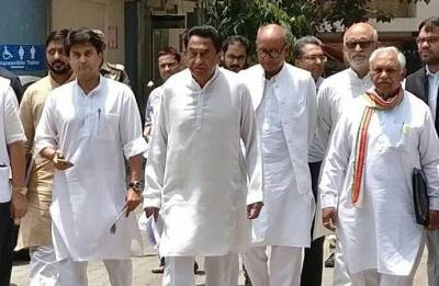 Congress claims BJP duplicated voter entries in Madhya Pradesh, submits 'evidence' to EC