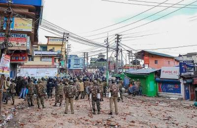 Shillong clashes: Curfew lifted for seven hours; people allowed to go out for essentials