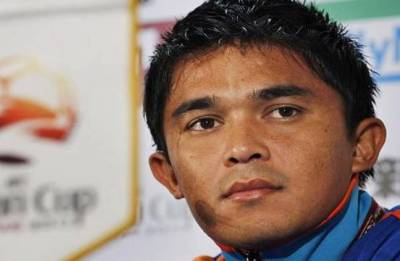 After Chhetri's plea, tickets for India game sold out