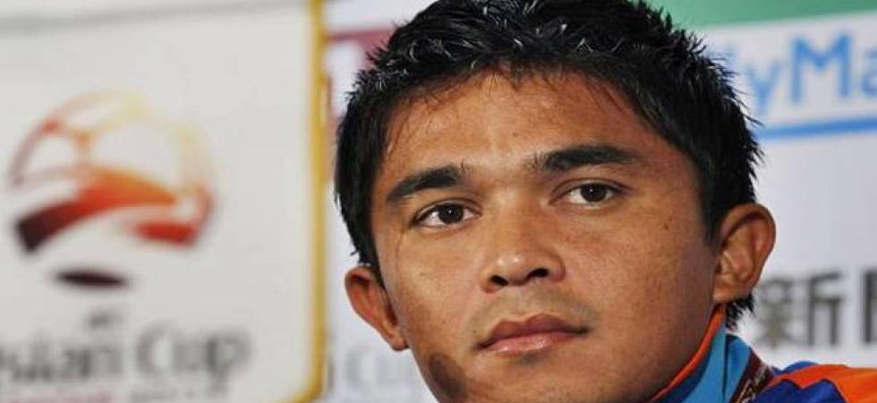 On Saturday, India skipper Chhetri had posted an emotional video, urging fans to come and support the team for what will also be his 100th international match