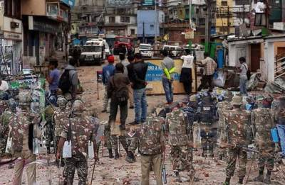 Minorities Commission to probe Shillong violence