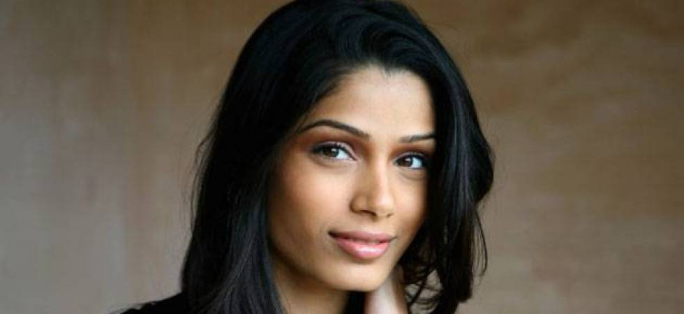 Frieda Pinto will be seen together with actor Orlando Bloom in the time-travel drama - Needle in a Timestack