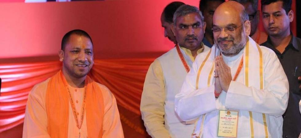 Shah meets Adityanath; discusses reasons behind recent bypoll defeat (File Photo)