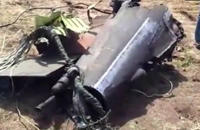 Air Force Jaguar fighter jet crashes in Gujarat's Kutch; pilot dies